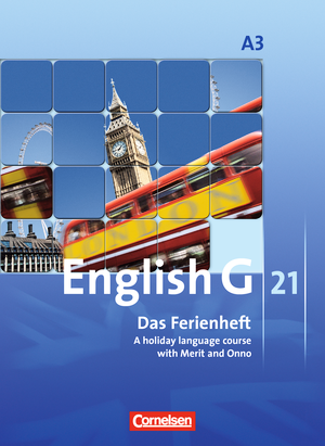 Das Ferienheft : A holiday language course with Merit and Onno : Arbeitsheft