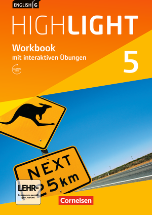 Workbook mit interaktiven Übungen auf scook.de : Mit Audio-Materialien