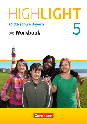 Workbook mit Audios online