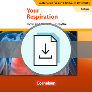 Your Respiration - How and Why You Breathe : Lösungen zum Textheft als Download