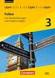 English G Lighthouse / English G Headlight / English G Highlight :: Allgemeine Ausgabe : Folien auf CD-ROM : Zu