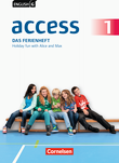 English G Access :: Allgemeine Ausgabe : Das Ferienheft : Holiday fun with Alice and Max : Arbeitsheft