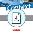 Context :: Baden-Württemberg : From Shakespeare to Today : Leistungsmessung als Download : Materialien aus 033590-9