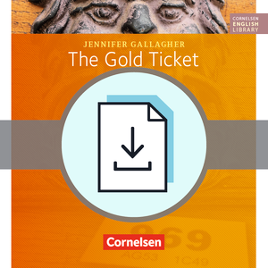 The Gold Ticket : Arbeitsblätter mit Lösungen als Download