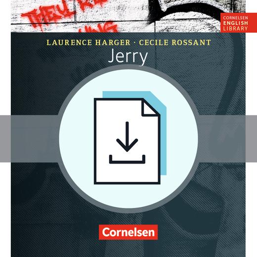 Cornelsen English Library - Jerry - Arbeitsblätter mit Lösungen als ...