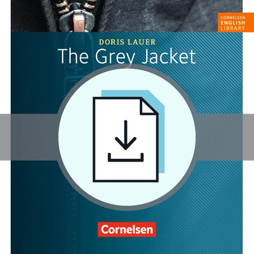 cornelsen english library the grey jacket arbeitsbl tter mit l sungen als download 8. Black Bedroom Furniture Sets. Home Design Ideas