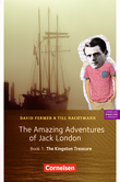 Cornelsen English Library :: Fiction : The Amazing Adventures of Jack London, Book 1: The Kingston Treasure : Lektüre