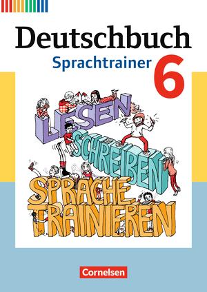 deutschbuch arbeitsheft mit l246sungen f246rdermaterial