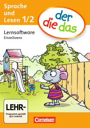 Software Sprachförderung : CD-ROM