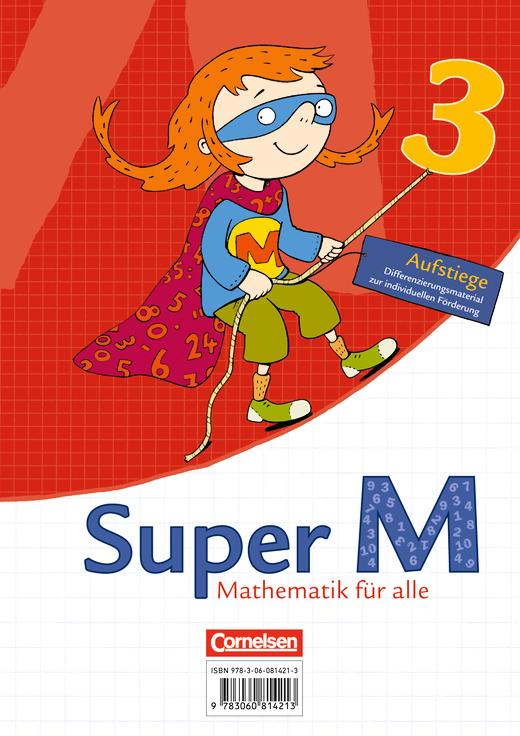Super M - Aufstiege - Arbeitsblätter zur Differenzierung - 3 ...