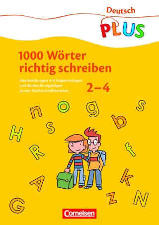 Deutsch Plus Grundschule Cornelsen