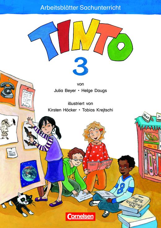 Tinto Sachunterricht - Arbeitsblätter - 3. Schuljahr | Cornelsen