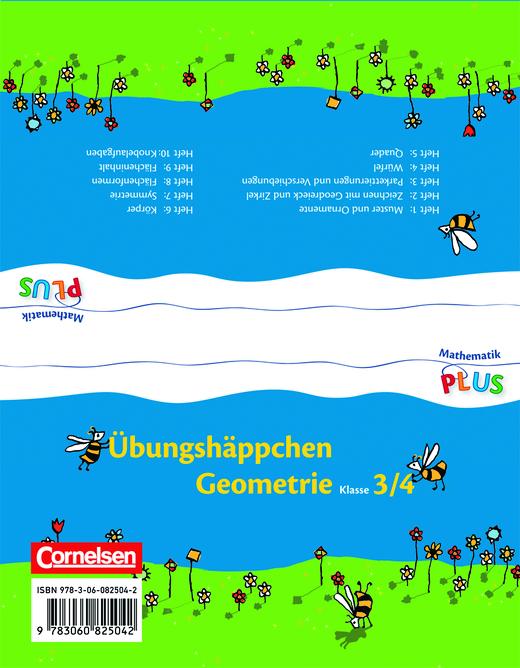 Mathematik Plus Grundschule übungshäppchen Geometrie 10