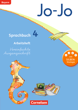 jojo sprachbuch arbeitsheft in vereinfachter