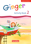 Ginger :: Early Start Edition - Neubearbeitung : Activity Book mit Audio-CD, Minibildkarten und Faltbox