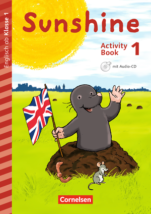 Activity Book mit Audio-CD, Minibildkarten und Faltbox