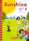 Sunshine :: Early Start Edition - Neubearbeitung : Activity Book mit Audio-CD, Minibildkarten und Faltbox
