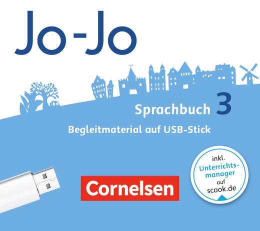 Jo-Jo Sprachbuch - Begleitmaterial auf USB-Stick - Inkl. E-Book als ...
