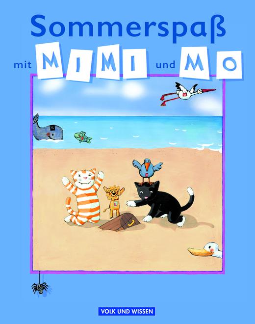 Meine Fibel - Sommerspaß mit Mimi und Mo - Arbeitsheft   Cornelsen