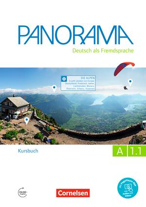 panorama kursbuch a1 teilband 1 9783061204723. Black Bedroom Furniture Sets. Home Design Ideas