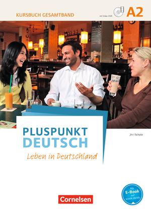pluspunkt deutsch leben in deutschland kursbuch mit interaktiven bungen auf. Black Bedroom Furniture Sets. Home Design Ideas