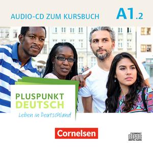 pluspunkt deutsch leben in deutschland audio cd zum kursbuch allgemeine ausgabe a1 teilband. Black Bedroom Furniture Sets. Home Design Ideas