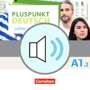 pluspunkt deutsch leben in deutschland audio dateien zum kursbuch als mp3 download. Black Bedroom Furniture Sets. Home Design Ideas