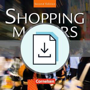 shopping matters handreichungen f r den unterricht als download second edition a2 b1. Black Bedroom Furniture Sets. Home Design Ideas