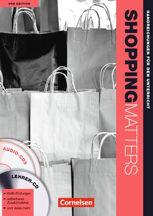 shopping matters handreichungen f r den unterricht third edition komplette neubearbeitung a2. Black Bedroom Furniture Sets. Home Design Ideas