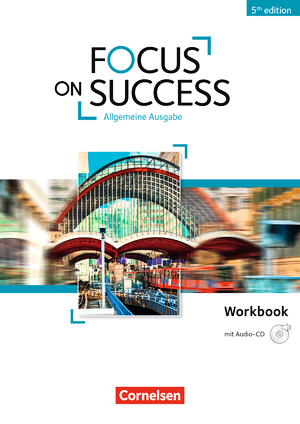 Workbook mit Audio-CD