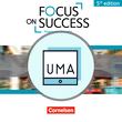 Focus on Success - 5th Edition : Unterrichtsmanager : Testkapitel - online und als Download