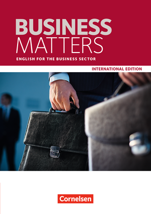 English for the Business Sector : Schülerbuch