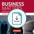 Matters - International Edition :: Business Matters : English for the Business Sector : Handreichungen für den Unterricht als Download