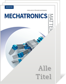 Bild Matters Technik:Mechatronics Matters 2nd edition