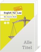 Bild Cornelsen Campus - Englisch:English for Law