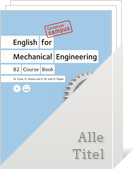 Bild Cornelsen Campus - Englisch:English for Mechanical Engineering