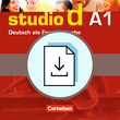 Studio d :: Grundstufe : Einstufungstest als Download