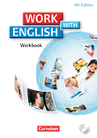 Work with English :: 4th Edition - Allgemeine Ausgabe : Workbook mit CD
