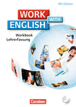 Work with English :: 4th Edition - Allgemeine Ausgabe : Workbook - Lehrerfassung