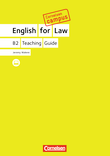 Cornelsen Campus - Englisch :: English for Law : Teaching Guide