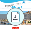 Perspectives - Allez-y ! : Einstufungstest als Download