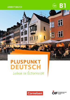 pluspunkt deutsch leben in sterreich arbeitsbuch mit l sungsbeileger und audio download b1. Black Bedroom Furniture Sets. Home Design Ideas