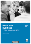 Basis for Business :: Fourth Edition : Teaching Guide mit CD-ROM