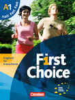First Choice : Kursbuch Fast : Mit Magazine, CD, Classroom CD, Phrasebook