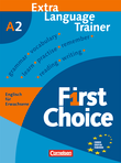 First Choice : Extra Language Trainer