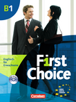 First Choice : Kursbuch : Mit Magazine CD, Classroom CD, Phrasebook