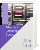 Bild Commercial Correspondence:Advanced Commercial Correspondence