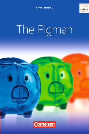 The Pigman : Textband mit Annotationen