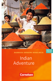 Indian Adventure : Textheft