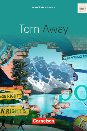 Torn Away : Textband mit Annotationen